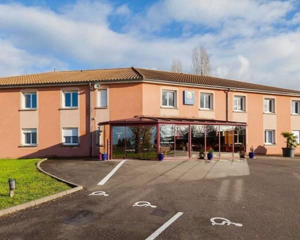 Comfort Hotel Paray le Monial