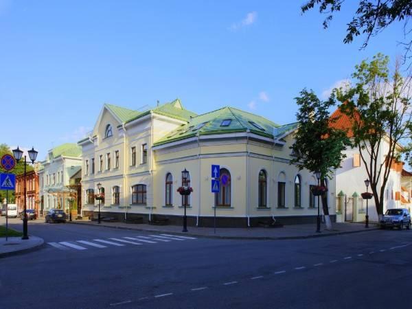 Hotel Dvor Podznoeva