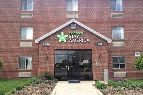 Hotel Extended Stay America Evansvil