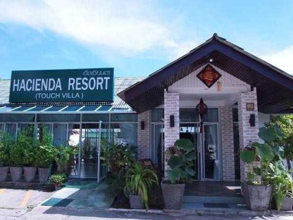 Hotel Hacienda Phuket