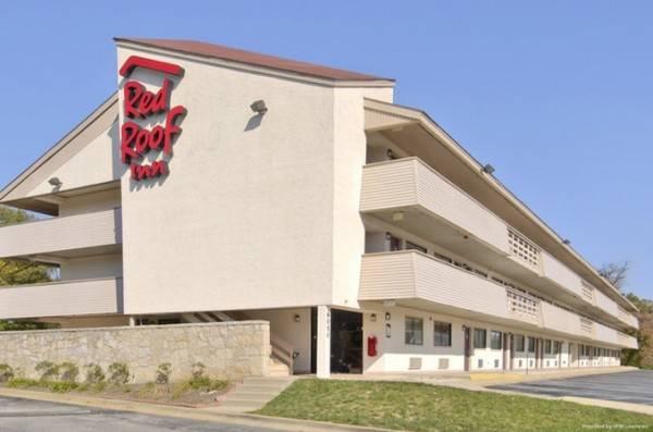 Hotel Red Roof Washington DC-Lanham