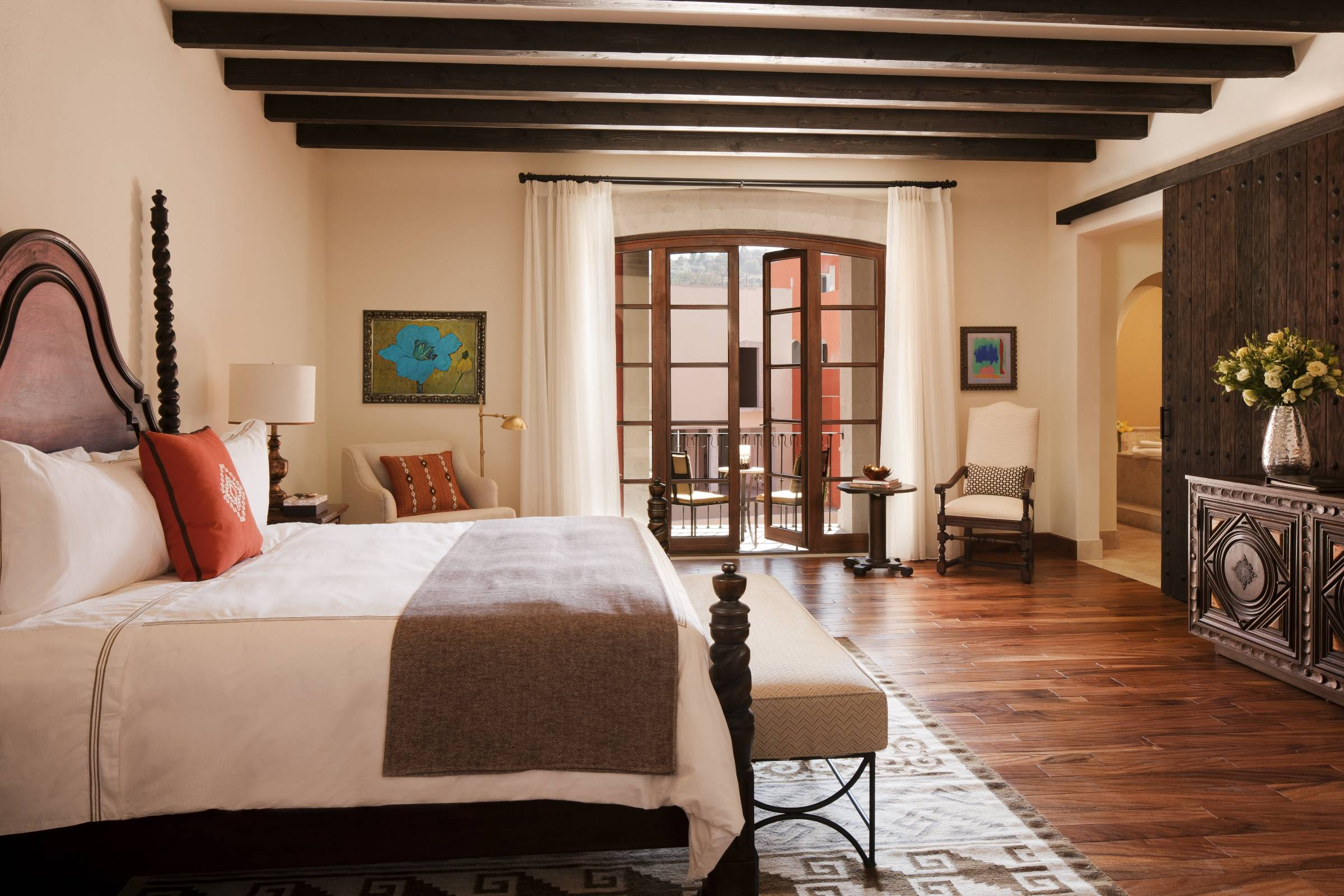 Hotel Rosewood San Miguel De Allende Mexico At Hrs With Free Services