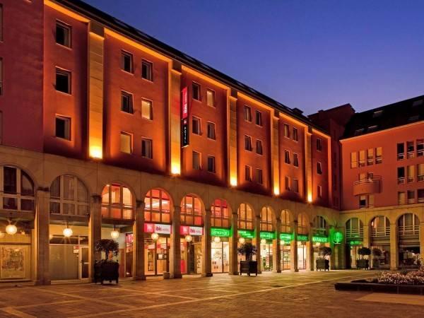 Hotel ibis Épernay Centre-Ville