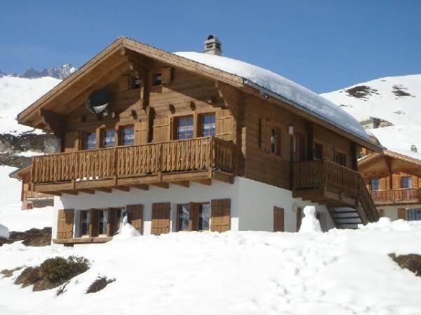 Hotel Amoos-Chalet Mischabel-Belalp