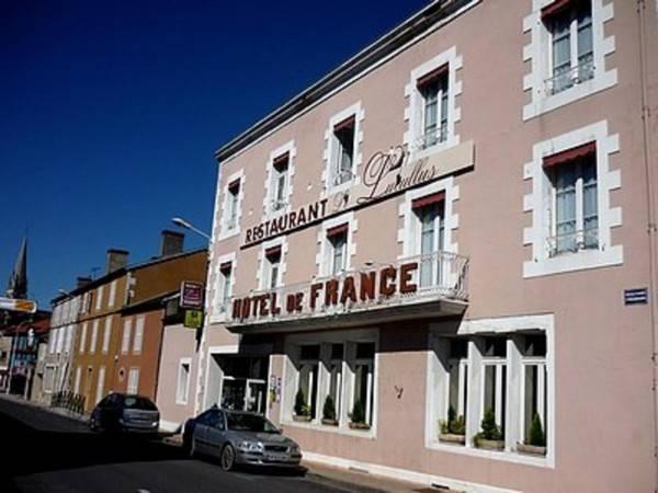 Hotel De France Rest Le Lucullus Logis