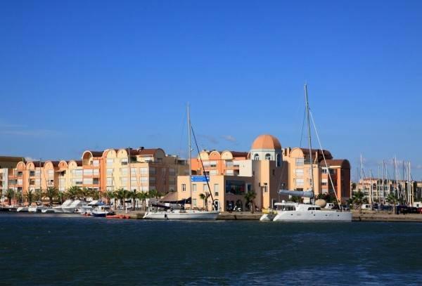 Hotel L'Oustal des mers Résidence