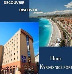 Hotel Kyriad - Nice Port
