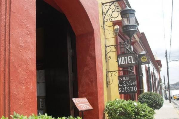 Hotel Casa del Sótano