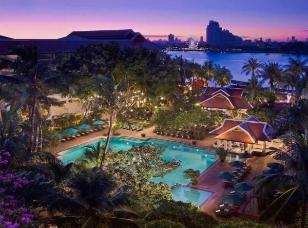 Hotel Anantara Bangkok Riverside Resort & Spa