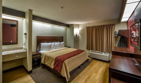 Hotel Red Roof Atlanta East-Lithonia