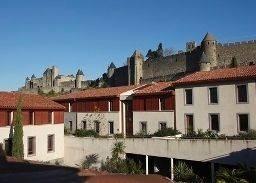 Hotel Adonis Carcassonne - La Barbacane Residence de Tourisme