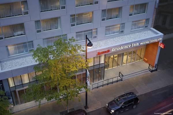 Residence Inn Montreal Downtown