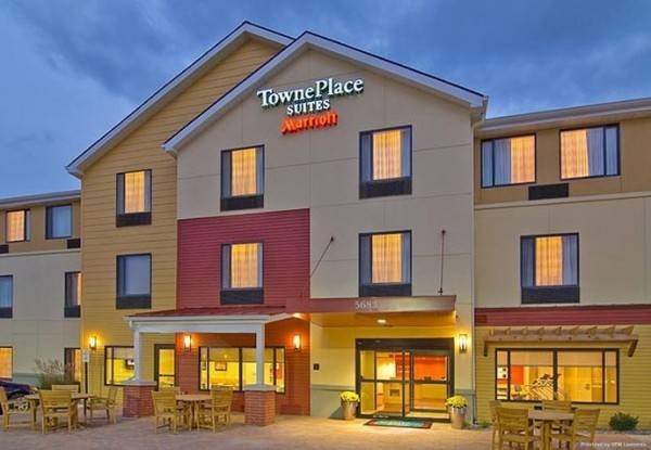 Hotel TownePlace Suites Redding