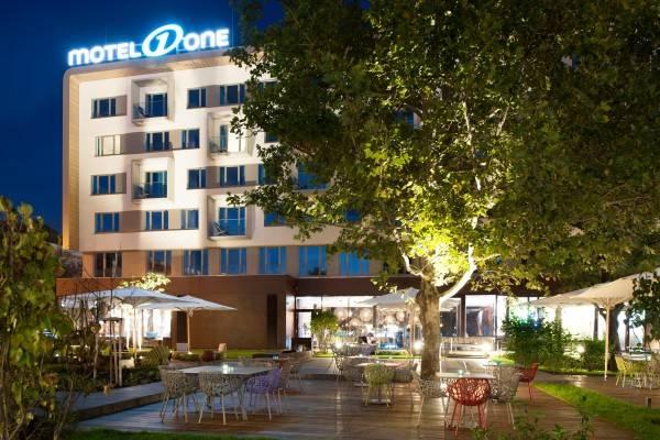 Motel One Prater