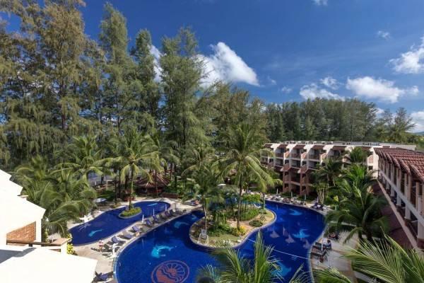 Hotel Best Western Premier Bangtao Beach Resort & Spa