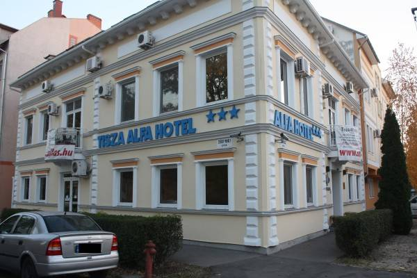 Hotel Tisza Alfa