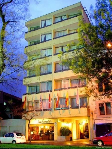 Hotel RENTAHOME PARQUE BUSTAMANTE