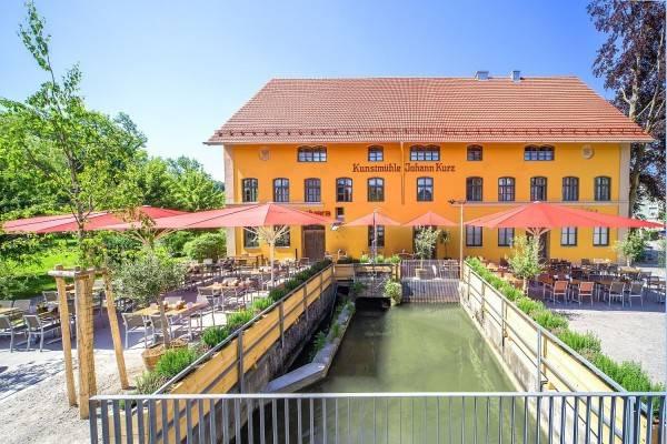 Kunstmühle Hotel