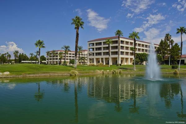 Hotel DoubleTree by Hilton Golf Resort Palm Springs