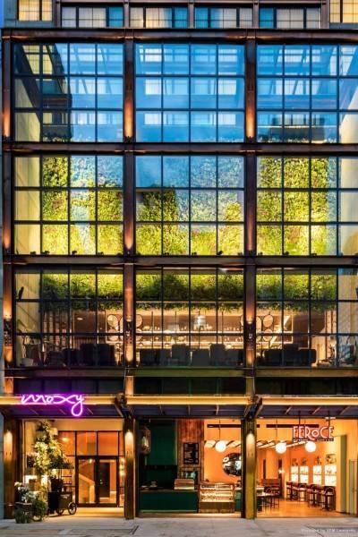 Hotel Moxy NYC Chelsea