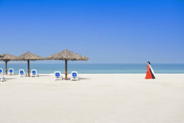 Hotel Hilton Al Hamra Beach Golf Resort