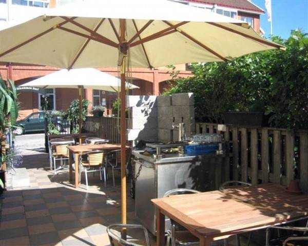 Hotell Aqva Restaurang & Bar