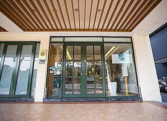Hotel 新北板桥富康精彩旅店