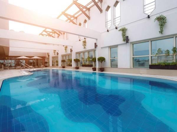 Hotel Majlis Grand Mercure Residence Abu Dhabi