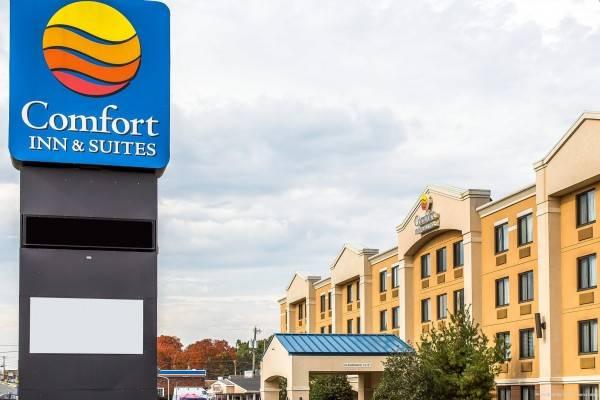 Comfort Inn and Suites Meriden