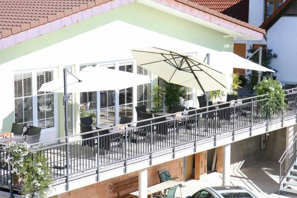 Hotel Sonnenhalde Landgasthof Bieg