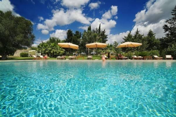Hotel The Originals Naturalis Bio Resort & Spa (ex Relais du Silence)