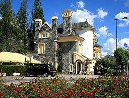 Hotel Roche de Vic Logis