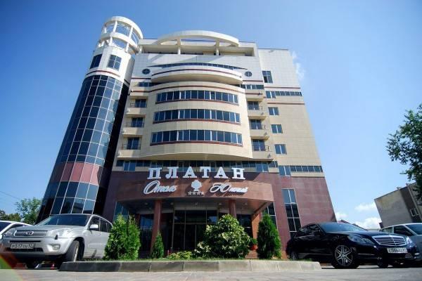 Hotel Platan Uyzhny