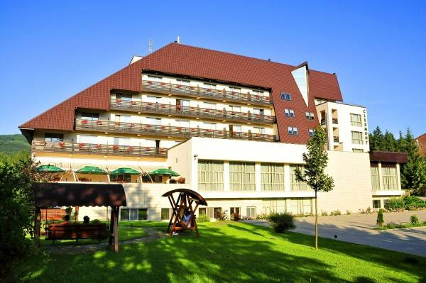Hotel Clermont Wellness & SpA