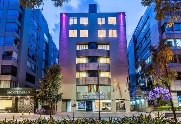 Hotel Lloyd's Apartasuites Parque 93